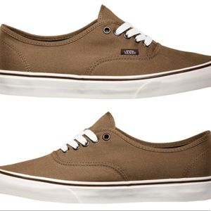 a609e1f7a0 Vans Shoes - 👓New Vans Authentic Sneakers Marshmallow   Sepia